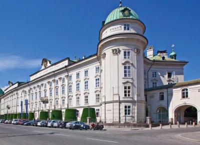 تعرف على تاريخ النمسا فى القصر الامبراطورى - متحف هوفبرج