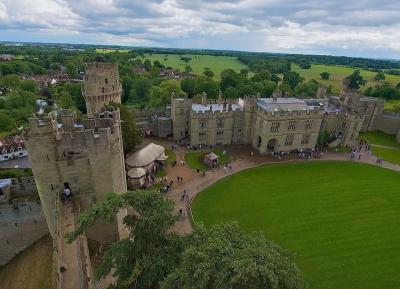 زيارة قلعه وروايك - Warwick Castle