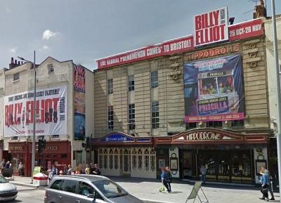 عروض فنيه رائعه فى مسرح بريستل - Bristol Hippodrome