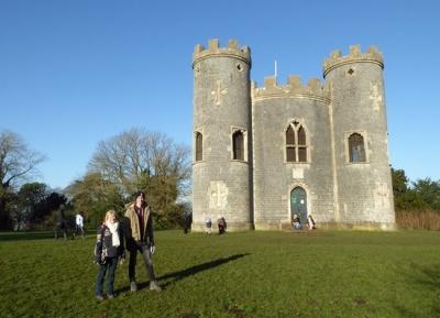زيارة قلعه القصر - Blaise Castle