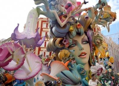 مهرجان فالز دى فالنسيا - Las Fallas