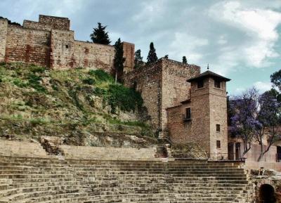 جولة فى القصبات الاندلسيه - قصر القصبه