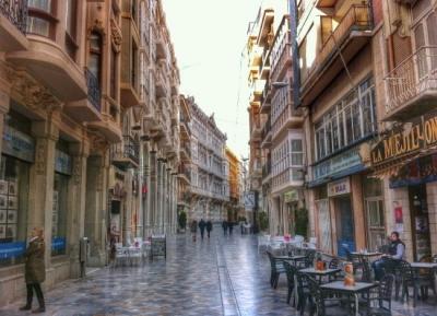 التجول والتسوق فى  شارع مايور - Calle Mayor