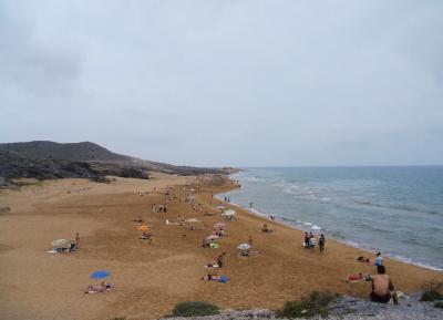 هدوء و استجمام فى شاطئ كالبلانك