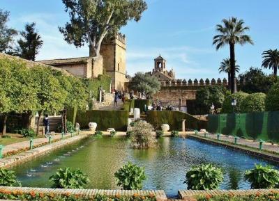 التاريخ و روعة المعمار فى قصر قرطبة