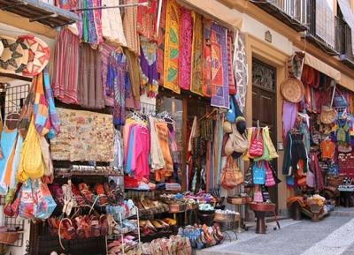 جولة فى البازار - سوق alcaiceria