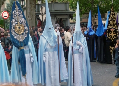 مهرجان سيمانا سانتا (الاسبوع المقدس)