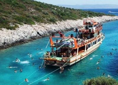 رحلات القارب و أنشطة الماء فى بودروم