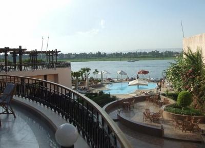 فندق لوتس الاقصر
