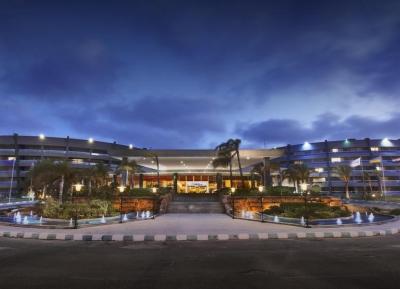 فندق راديسون بلو الإسكندرية