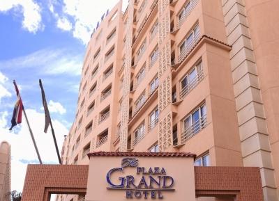 فندق جراند بلازا سموحة