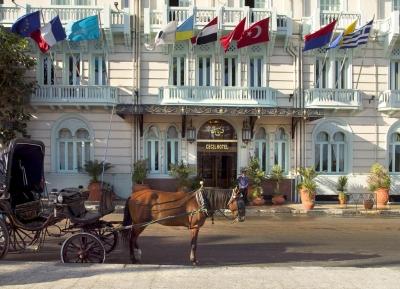 فندق شتيجنبرجر سيسيل الإسكندرية