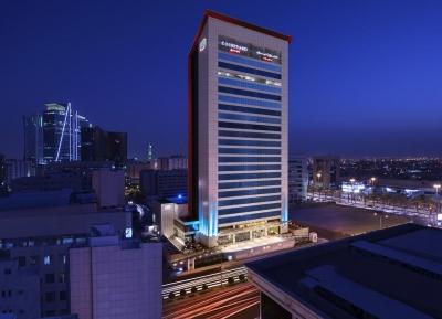 فندق ماريوت الرياض العليا (كورتيارد)