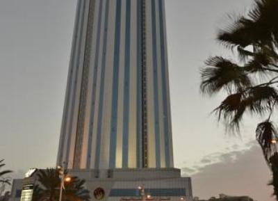 فندق أوليف الدولي