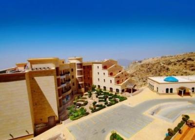 فندق وأجنحة رمادا الهدا