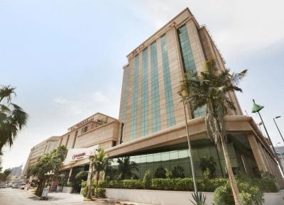 فندق رمادا كونتيننتال جدة
