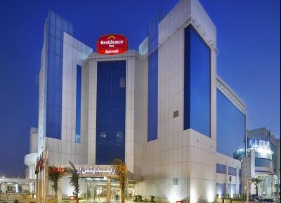 فندق ريزيدنس إن ماريوت جازان