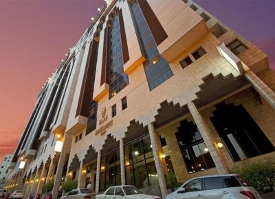 فندق إيلاف أجياد مكة