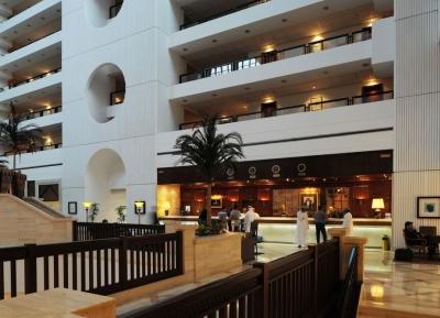 فندق إنتركونتيننتال مسقط