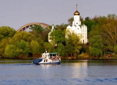 جزيرة Monastyrsky Island