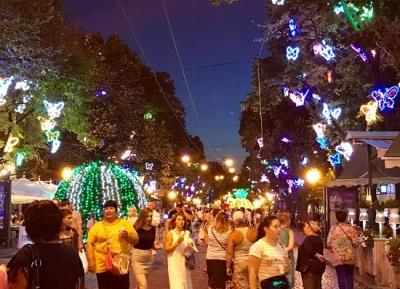 جولة فى شارع دريباسيفسكا