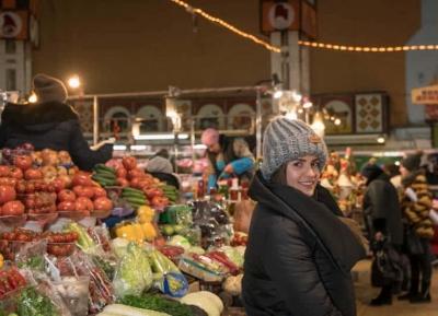 سوق بيسارابسكي الشعبي