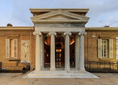 جولة فى المتحف القبرصى