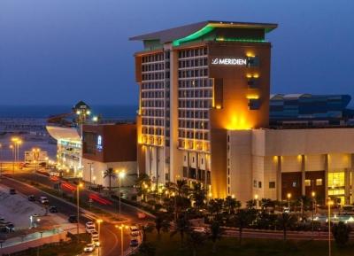 فندق لو ميريديان سيتي سنتر البحرين