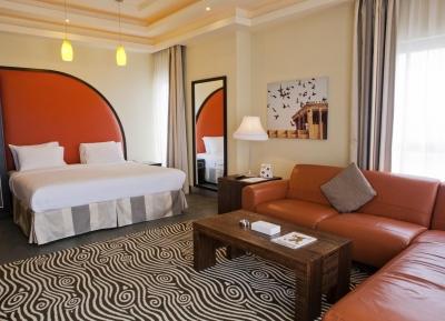 فندق الراية سويتس