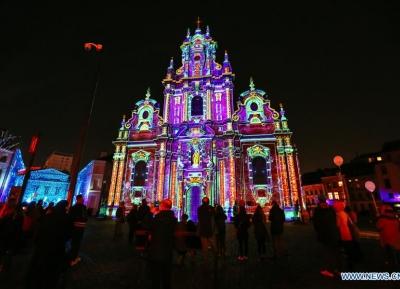 مهرجان النور