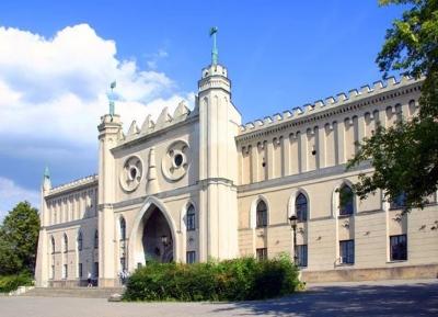 زيارة متحف لوبلين