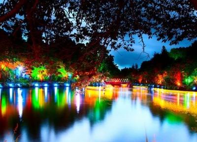 مهرجان الضوء