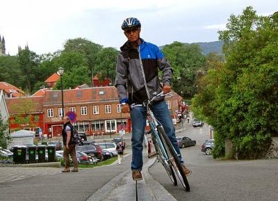 ركوب مثير للدراجات - CycloCable
