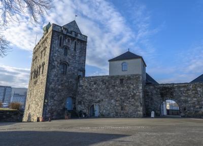 حكايات التاريخ فى قلعة بيرغنهوس