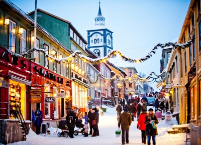 مهرجان و سوق الشتاء
