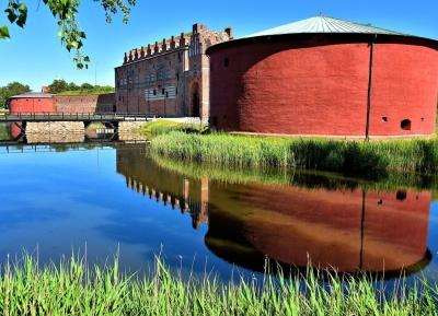 زيارة قلعة مالمو