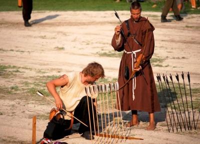 مهرجان أسبوع القرون الوسطى