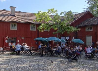 جوله فى متحف Wadköping