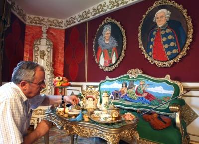 ابداع بلا حدود فى متحف كوبسكيك مارزيبان