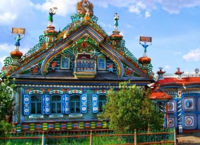 إلقى نظرة على منزل كريلوف