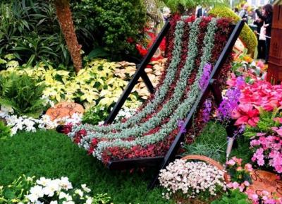 مهرجان الحدائق الملكيه