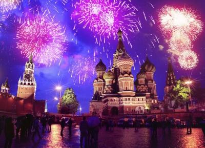 مهرجان الشتاء الروسي