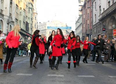 مهرجان الشتاء الدولي فى سراييفو