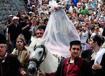 مهرجان الزفاف