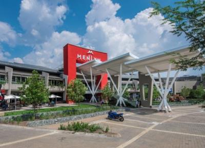 تسوق في أكبر مركز تجاري في إفريقيا
