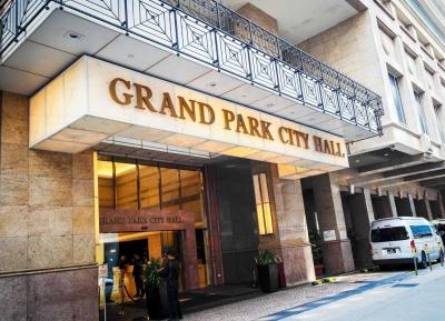 فندق غراند بارك سيتي هول