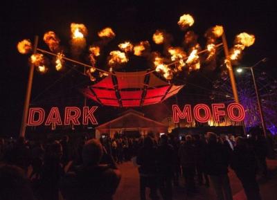 مهرجان دارك موفو Dark Mofo