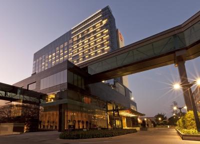 فندق شيراتون جراند بنغالور في بريجايد جيتواي
