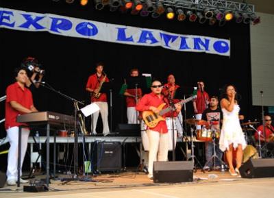 مهرجان اكسبو لاتينو