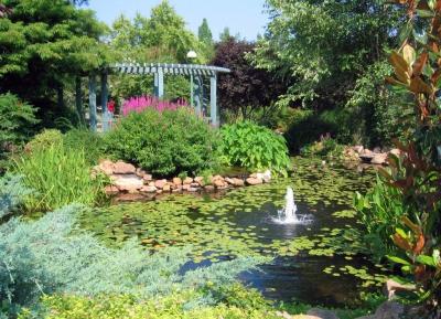 استمتع بالجمال فى حدائق ماريد النباتيه